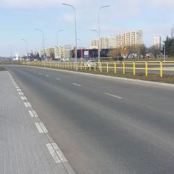 Łącznik  w Inowrocławiu po budowie