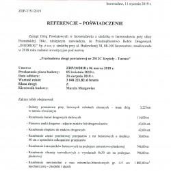 Refenecje  2512C Kreżoły - Tuczno 2018-1