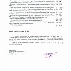 Referencje Dąbrowa (Wągrowiec) 2016-3