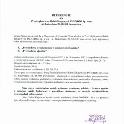 Referencje Łaziska 2017-1