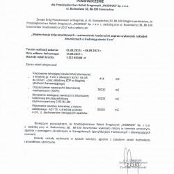 Referencje Nakładki Mogilno 2017-1