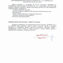 Referencje remonty UM 2016-1